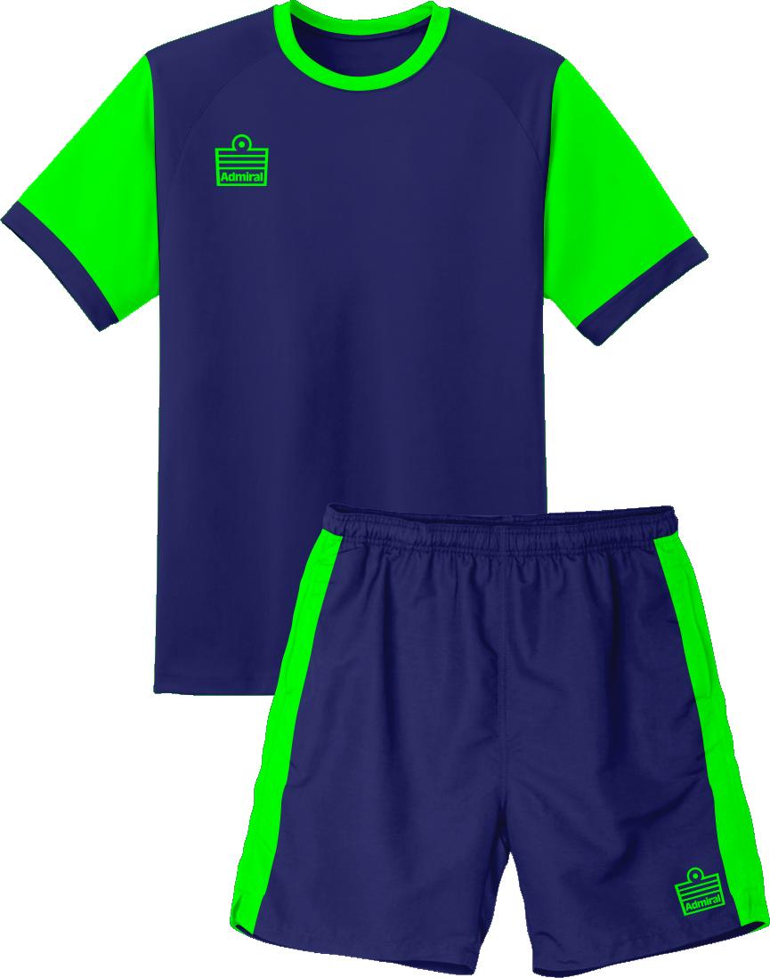 110808e53 Admiral Pedro Soccer Kit